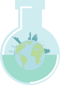 globe flask